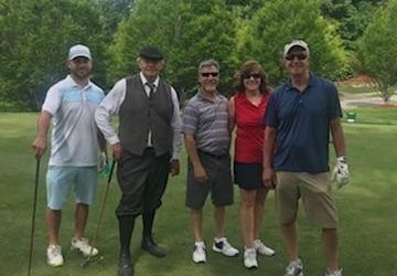 32nd Annual Golf Tournament June 2018